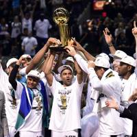 Spurs beat Heat in Game 5 to claim NBA title