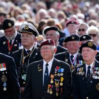 70 years later, world honors those who died in brutal D-Day fighting