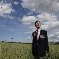 Vets, visitors flock to Normandy to remember D-Day