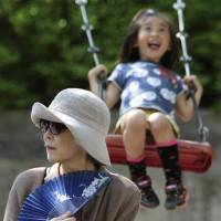 Global warming could triple hot days in Japan