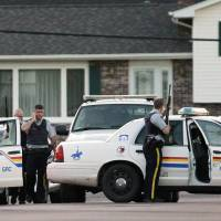 Canadian shooting leaves three police officers dead, two injured