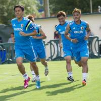 Captain Hasebe welcomes competition for places
