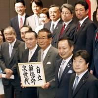 Ishihara says new party will boast at least 22 Diet members