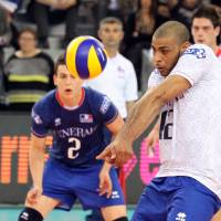 France, Japan have different objectives for FIVB World League encounter