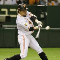 Giants wallop Buffaloes in showdown of NPB's winningest teams