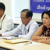 JICA said funding Myanmar evictions