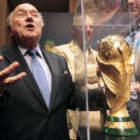 Sony urges vigorous FIFA probe of Qatar World Cup 'bribes'