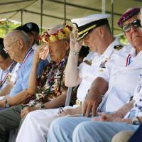 Battle of Saipan remembered in 70th anniversary rites