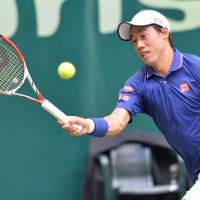 Nishikori seeded 10th for Wimbledon