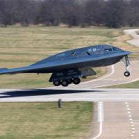 U.S. sends B-2 bombers to Europe for exercises amid Ukraine strife