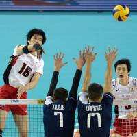 Clear mission: Japan will be aiming for its first victory in the FIVB World League when it takes on Argentina this weekend. | FIVB
