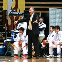 Reportedly finished: Coach Zeljko Pavlicevic, who led the Wakayama Trians to the NBL Finals in May, is not in the team's plans for next season, according to published reports. The Trians are set for major cost-cutting initiatives, reports stated. KAZ NAGATSUKA