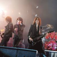 Review: Luna Sea at Yoyogi National Gymnasium