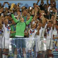 Mario Goetze's extra-time winner lifts Germany over Argentina
