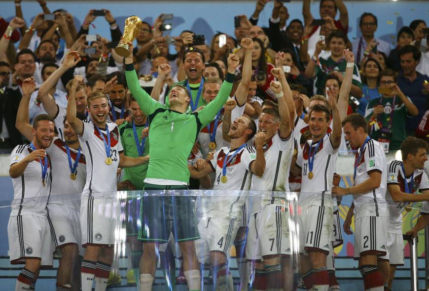 Mario Goetze's extra-time winner lifts Germany over Argentina | The Japan Times