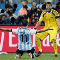 Argentina defeats Netherlands on penalties