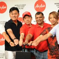 AirAsia to re-enter Japanese market