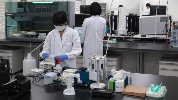 Tokyo firm to launch DNA testing service for cancer, other conditions
