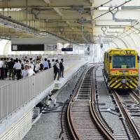 Rail extension proposed to boost Haneda airport accessibility