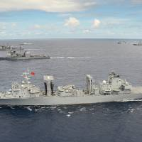 U.S. calls Chinese naval exercises a 'natural evolution'