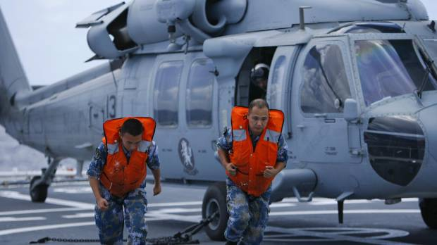 China adds East China Sea drills to spate of muscle-flexing exercises