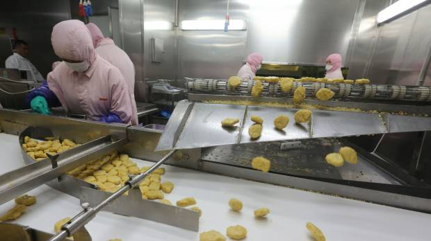 China food scandal drags in other chains, spreads to McDonald's Japan
