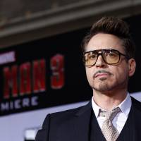 'Iron Man' Robert Downey Jr. highest-earning actor, Forbes says