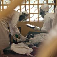 Ebola claims senior doctor in Liberia