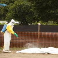 Asia, Europe on alert as world Ebola fears grow