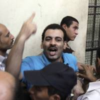 Egypt sentences seven to life for sexual assaults during public rallies