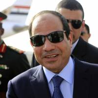 Egypt's president says Al-Jazeera journalists should never have been tried