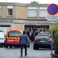French woman stabs teacher to death in front of pupils