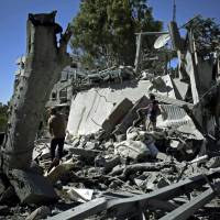 Gaza families bear brunt of Israel's 'pinpoint strikes'