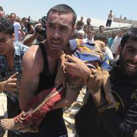 Israel steps up offensive in Gaza as diplomacy kicks off