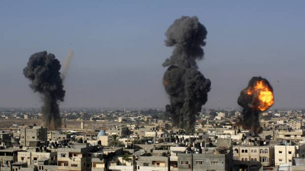 Gaza crisis: haven't we been here before?