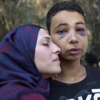 Israel arrests six Jews in connection with Palestinian teen's kidnap-slaying