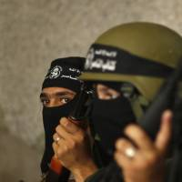 Hamas media war targets Israelis and Palestinians