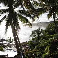 The Matavai resort in Tamakautoga, Niue. Some Niueans are hopeful that increasing tourism can halt the population decline. | AP