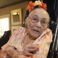 At 116, woman is named the oldest American