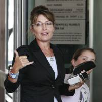 Sarah Palin debuts online TV channel