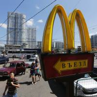 Russia sues McDonald's over 'too many calories'