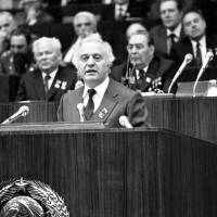 Last Soviet foreign minister remembered by allies, enemies