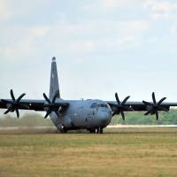 Young stowaway found dead in U.S. Air Force cargo plane