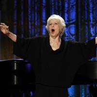 Elaine Stritch, brash stage legend, dies at 89