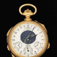 'Holy Grail' of watches set for November auction