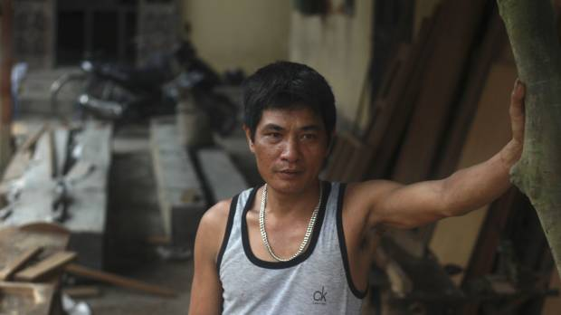 Vietnam dads take on caregiver role