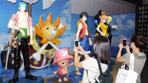 Japanese manga 'One Piece' exhibition opens in South Korea after court order