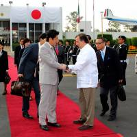 Abe leaves Mexico, heads for Trinidad and Tobago