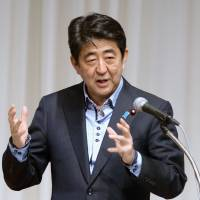 LDP exec tells China he thinks Abe will not visit Yasukuni Shrine again