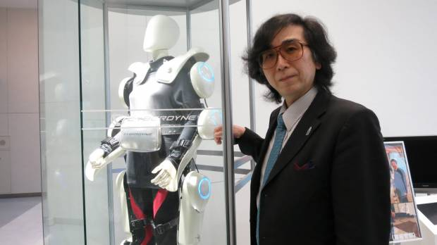 Cyberdyne's HAL suits give lift to mobility-challenged